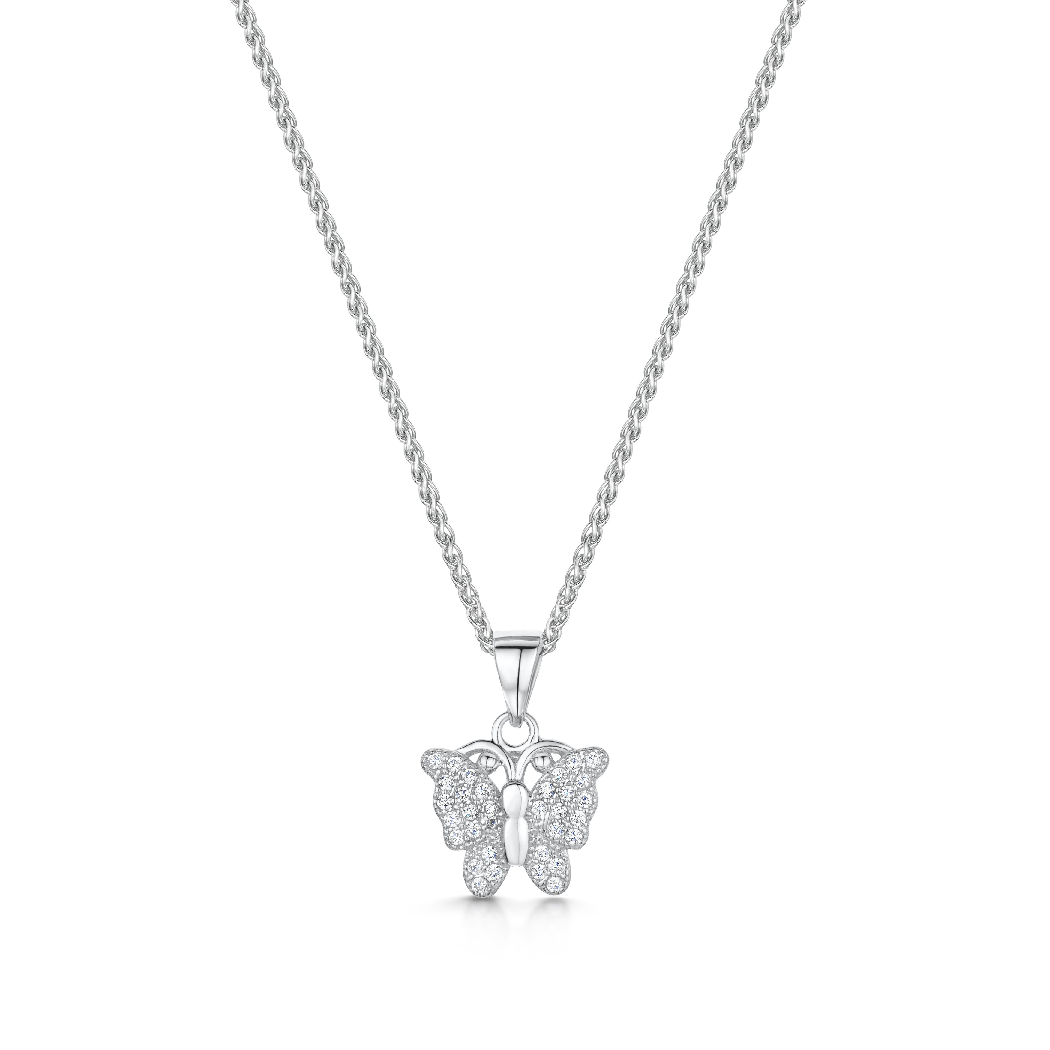 18 or 20 inch Rope Rembrandt Charms Sterling Silver 3D Knitting Charm on a 16 Box or Curb Chain Necklace