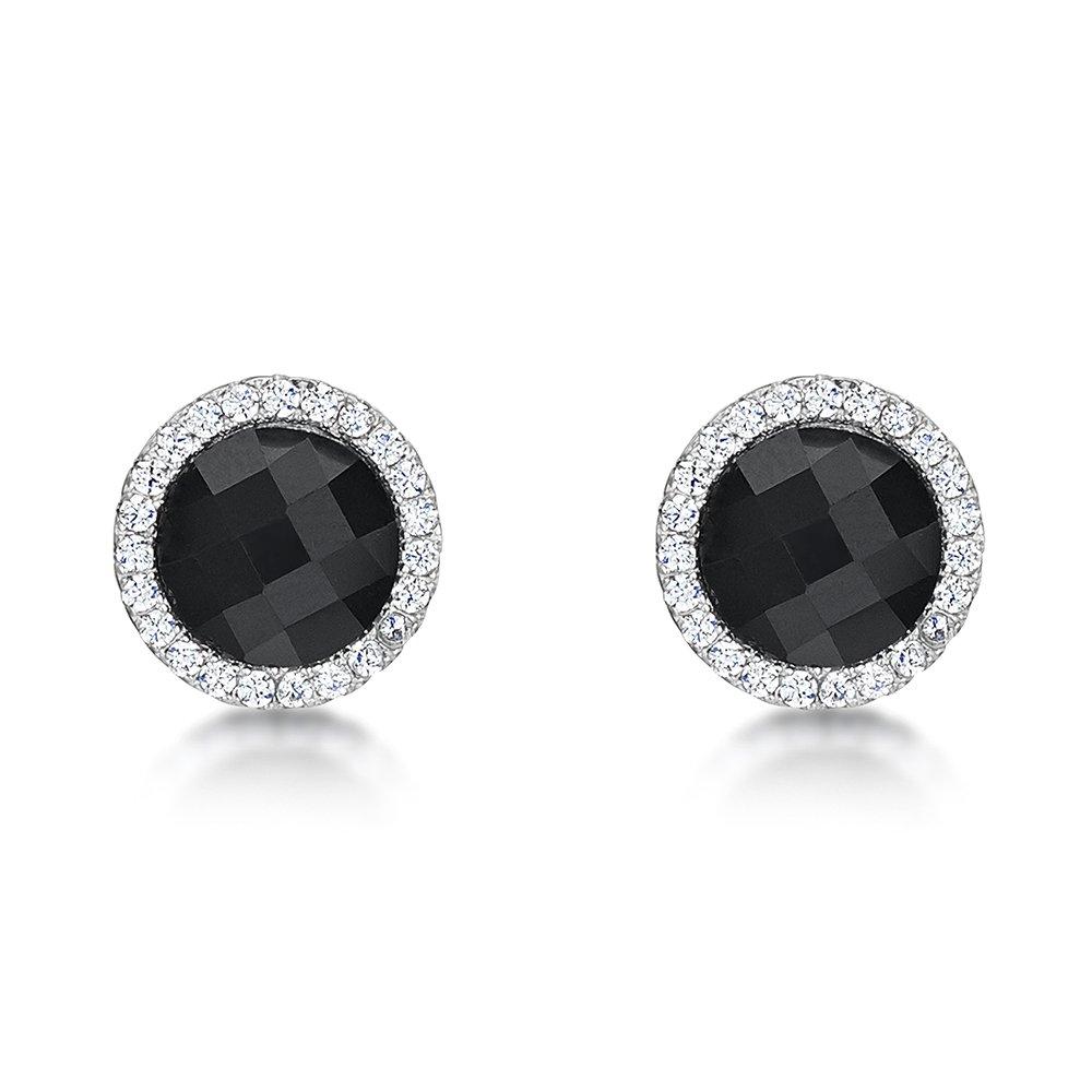 Black Cz Diamond Rings