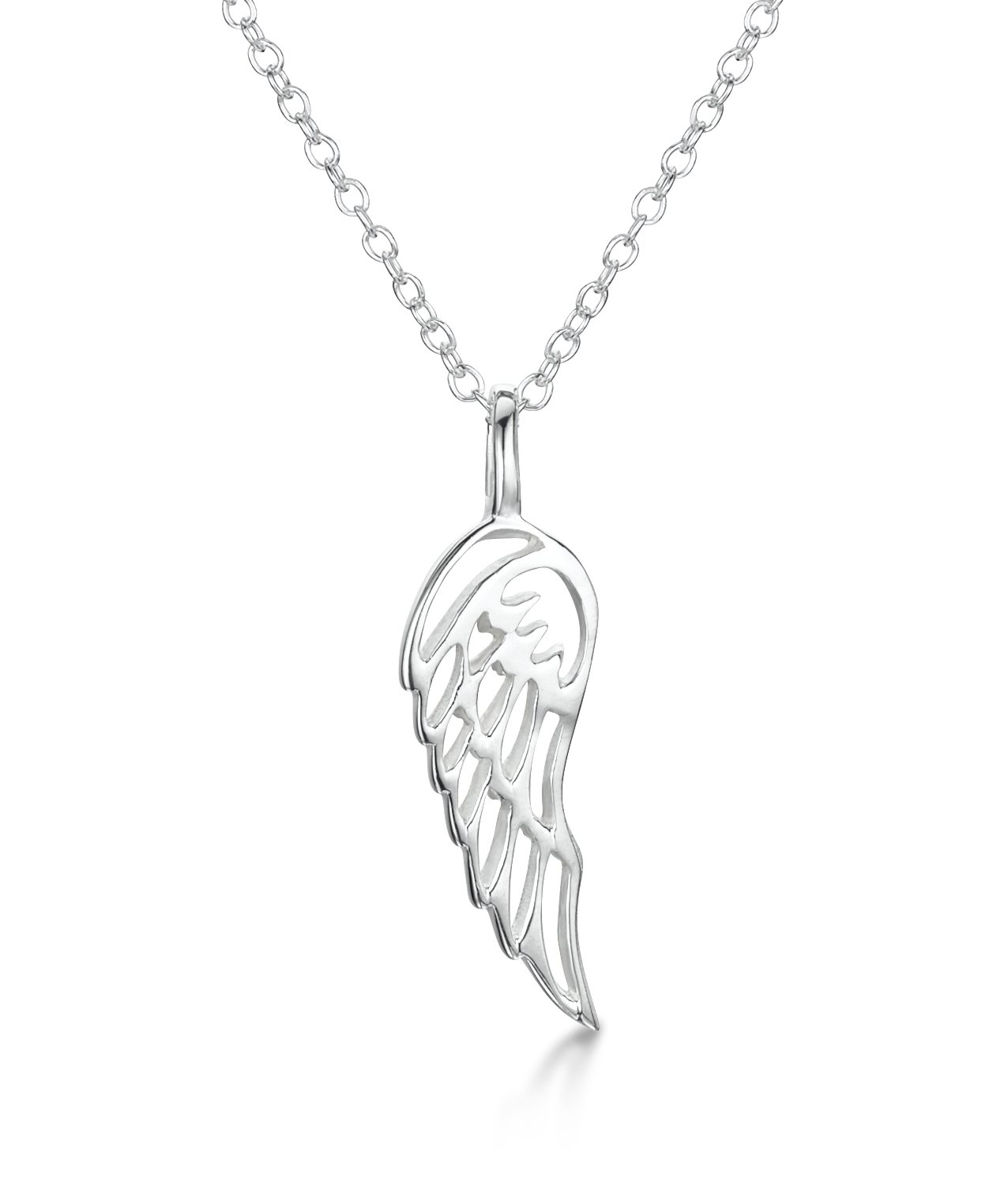 angel hsn d pendant crystal michael anthony wing products jewelry sterling silver
