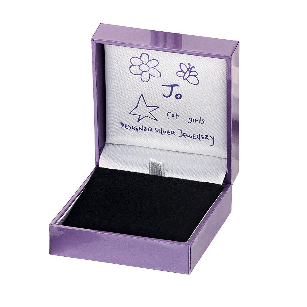 girls sterling silver letter d pendant jo for girls girls sterling silver letter d pendant